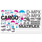 Decal sheet, Cargo