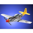 Mini Mustang airplane