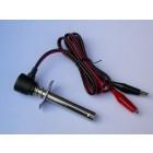 Glow plug locking socket ( short )