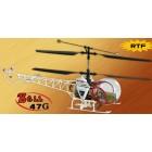 Bell 47G Ελικόπτερο