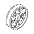 FRONT WHEEL FM1n FOR DUCATI DESMOSEDICI GP8