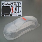 CLEAR BODY BMW  M6 FOR SPARROWHAWK-DX