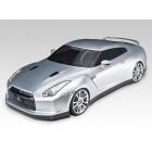 Tomahawk vx Nissan skyline gt-r r35 silver color