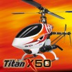 Titan X50b helicopter